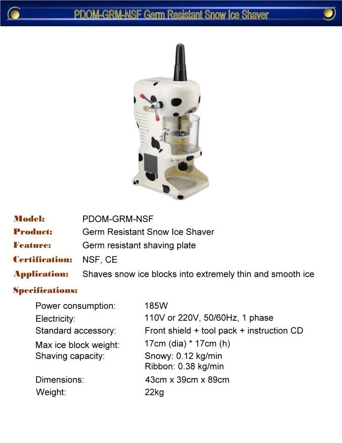 PDOM-GRM-NSF