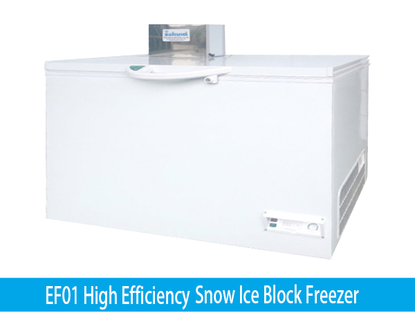 GE-EH01 freezer-oem-Ice lsland Co.,LTD.""