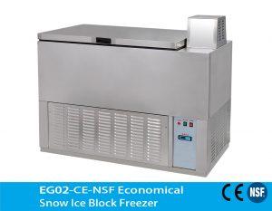 "GE-EG02-CE-NSF freezer-oem-Ice lsland Co.,LTD."""