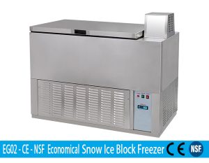 "GE-EG02 EG02-CE-NSF freezer-oem-Ice lsland Co.,LTD."""